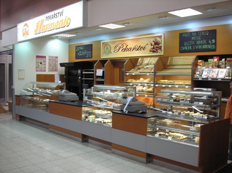 Jizerské pekárny Mělník